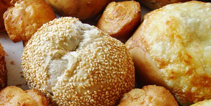 Assorted Bagels made fresh daily!!